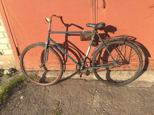 Складной велосипед (типо Салют). Б/у