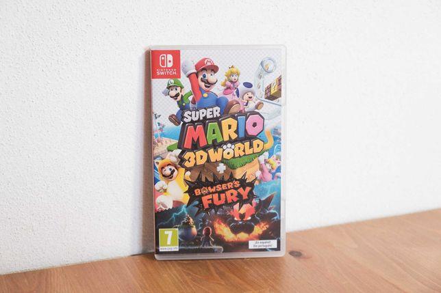 Super Mario 3D World + Bowser Fury #Nintendo Switch/Switch Lite