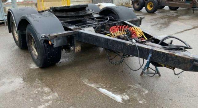 Wózek dolly rejestrowany jako przyczepa specjalna