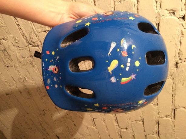 Kask rowerowy dziecięcy XS (44-48cm) Wieluń