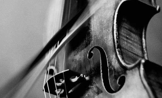 Oprawa muzyczna pogrzebu - skrzypce na pogrzeb