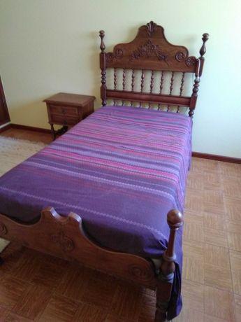 Vendo mobília de quarto individual