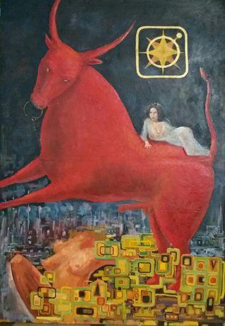 Картина 120х80 современная живопись