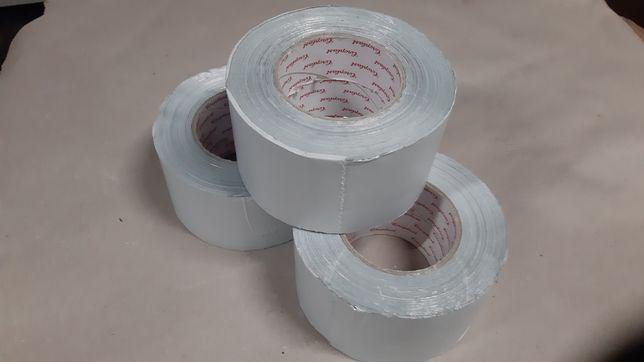 Coroplast Taśma aluminiowa, samoprzylepna wysokiej jakości 75mm/100mb