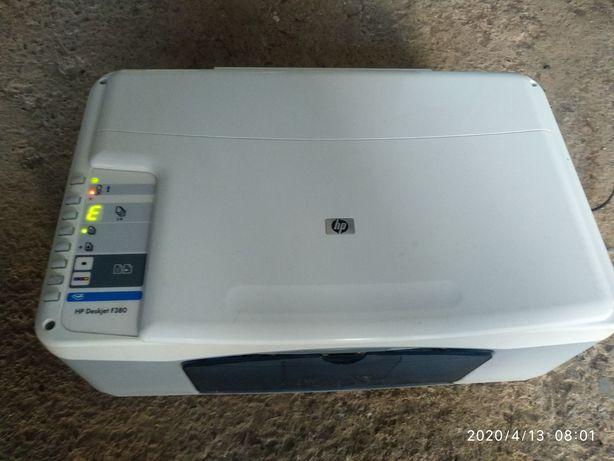 Продається принтер HP F380