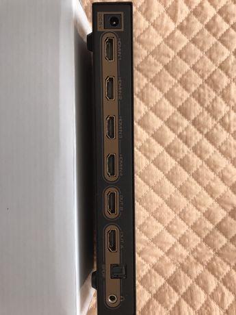 Przełącznik switch XOLORSpace HDMI Matrix 4x2 4k 2k 3D ARC MHL spdif