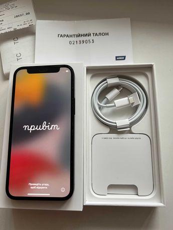 Продам Iphone 12 mini 64Gb black. Состояние нового