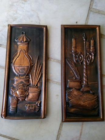 Quadros antigos fabrico holandes