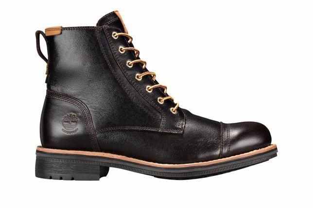 "Оригинальные ботинки Timberland Willoughby 6"" Dark Brown 9.5 (43)"