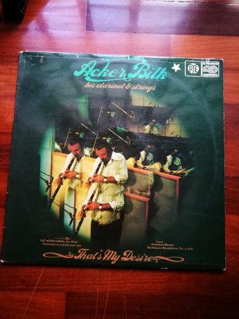 Acker Bilk His Clarinet & Strings - That's My Desire LP