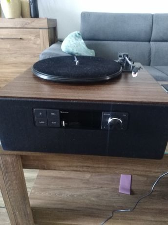 Connect Vinyl Cube gramofon AUNA