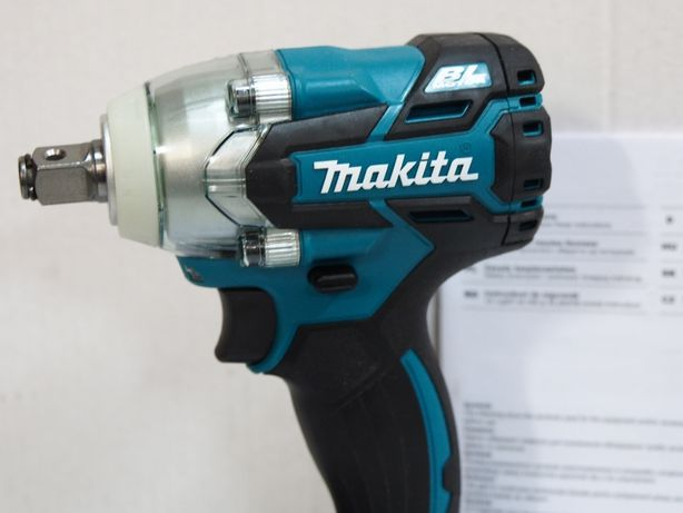 Klucz MAKITA DTW 285 udarowy BRUSHLESS 18v moc 280Nm 1/2''