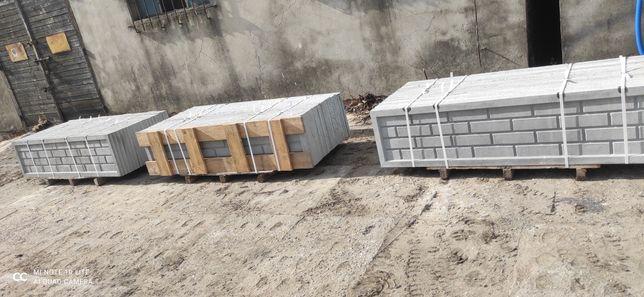 Producent Ogrodzenia betonowe i panelowe Będzin. Możliwy montaż