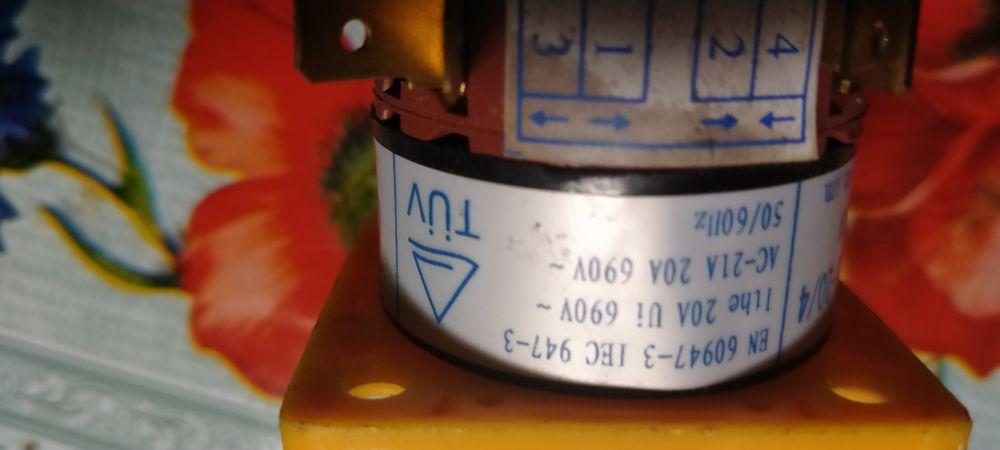 Переключатель поворотный YMZ12-32/4 Верхнеднепровск - изображение 1