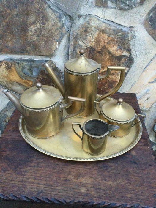 Serviço de chá café casquinha inglesa Marcado Águia Vila Nova de Milfontes - imagem 1