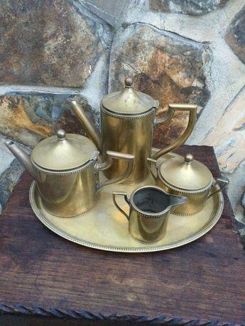 Serviço de chá café casquinha inglesa Marcado Águia