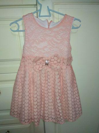 Платье на день рождения нарядное