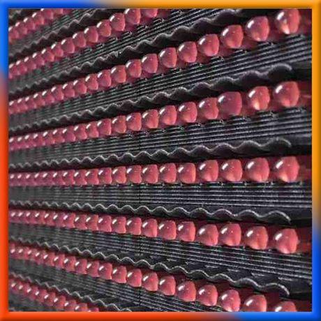 Бегущая строка влагостойкая с WIFI 135см*20см/красная