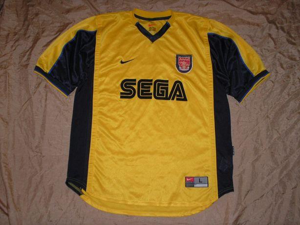 Футбольный клуб Arsenal Лондон-выездная футболка образца 1999 года