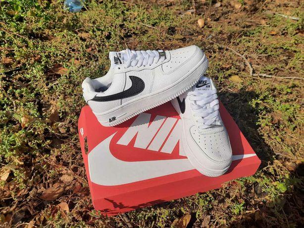 Зимние кроссовки Nike Air Force Белые 39 размер