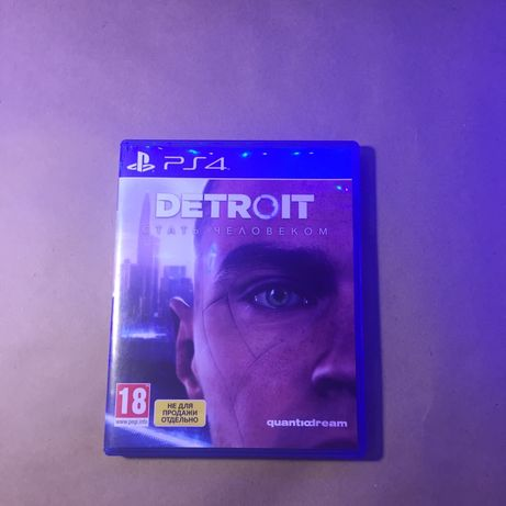 Detroit PlayStation 4