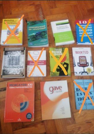 Livros Marketing Gestão Comunicação Consumo