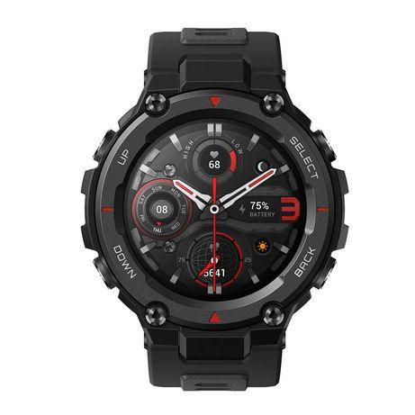 Smartwatch Amazfit T-Rex Pro Meteorite Black