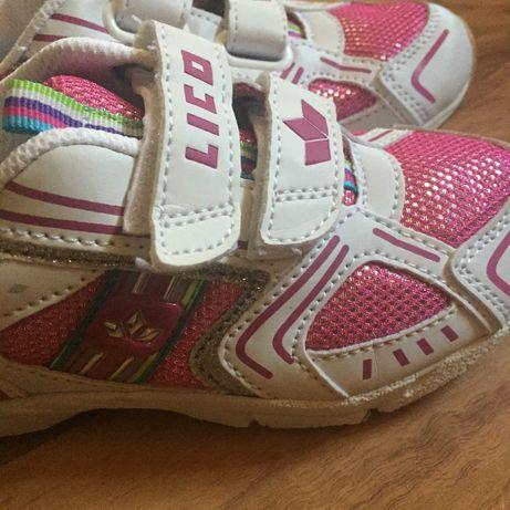 Buty sportowe Lico dla dziewczynki rozmiar 30  mało używane