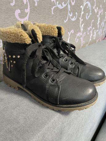 Демисезонные сапоги ботинки 36 р