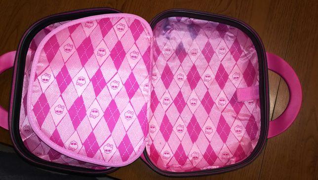 Walizeczka, walizka, kuferek Monster High