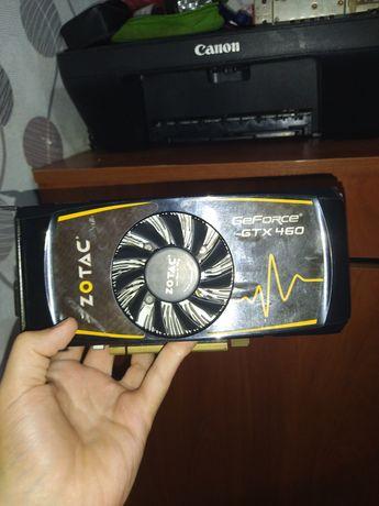 видеокарта Nvidia Ge force gtx 460
