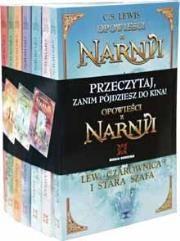 Opowieści z Narnii tom 1-7 - C.S. Lewis w.2012 Autor: Lewis Clive Stap