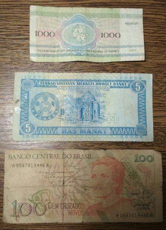 Для коллекционеров банкноты и монеты