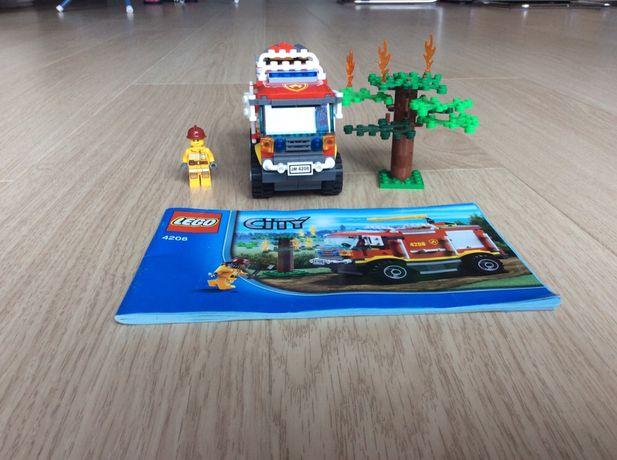 Lego City nr.4208