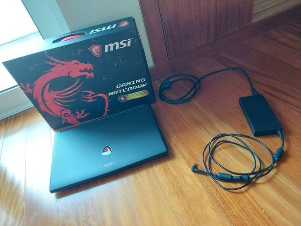 Portátil gaming MSI GL62M 7REX