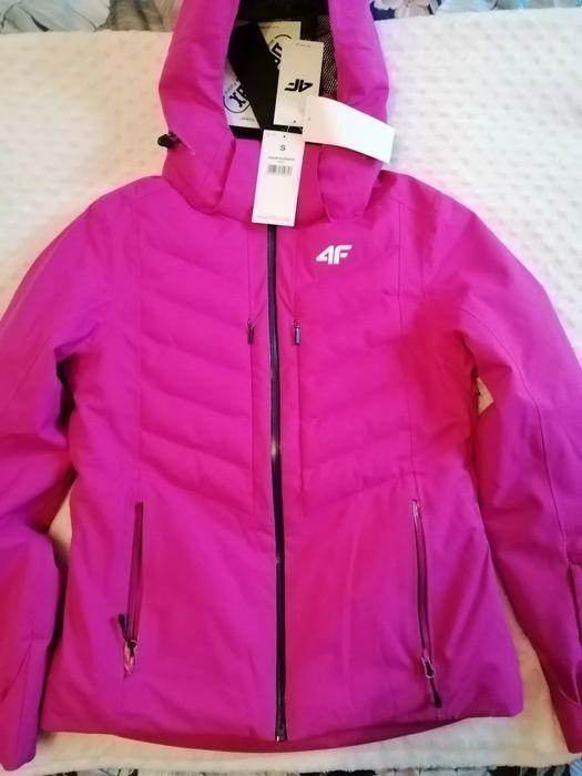 Sprzedam śliczną kurtkę narciarską damską 4F rozmiar S membrana Perfor Kraków - image 1