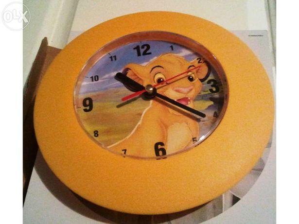 Relógio Disney