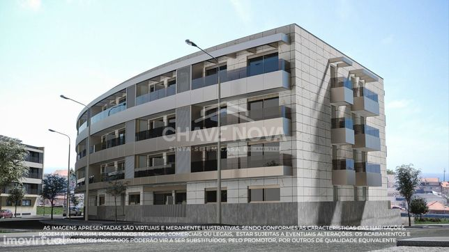Apartamento T3, Novo, na Madalena
