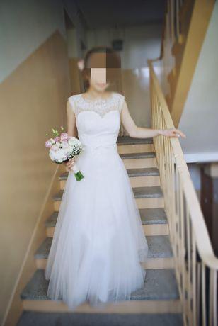 Suknia ślubna Annais Bridal z kolekcji By Ola La, model Tessa