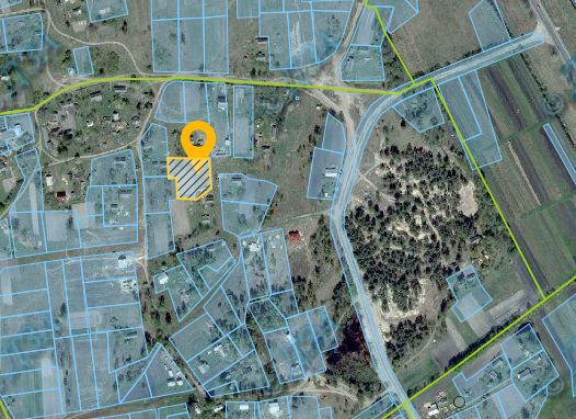 Земельна ділянка в Старостино 25 сотих (біля Ратна 2 км)