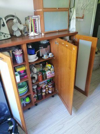 Meble kuchenne szafki regały