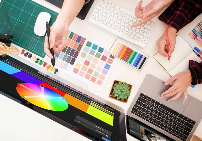 Materiały reklamowe: Ulotki, Logo, Wizytówki, Banery | Grafika reklama