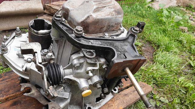 КПП.коробка передач на фіат стіло 1.6 бензин.46524935 позапчастях