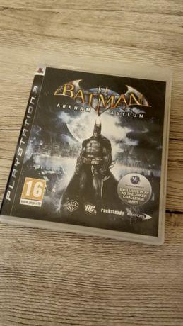 gra na konsole ps3 Batman Arkham Asylum