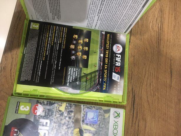 Gry xbox360 Fifa