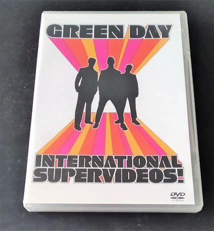 Green Day International Supervideos DVD