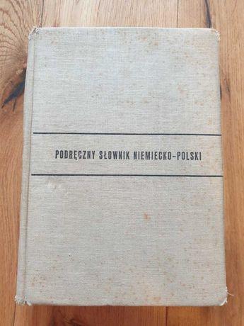 Podręczny słownik niemiecko-polski. Jan Chodera, Stefan Kubica