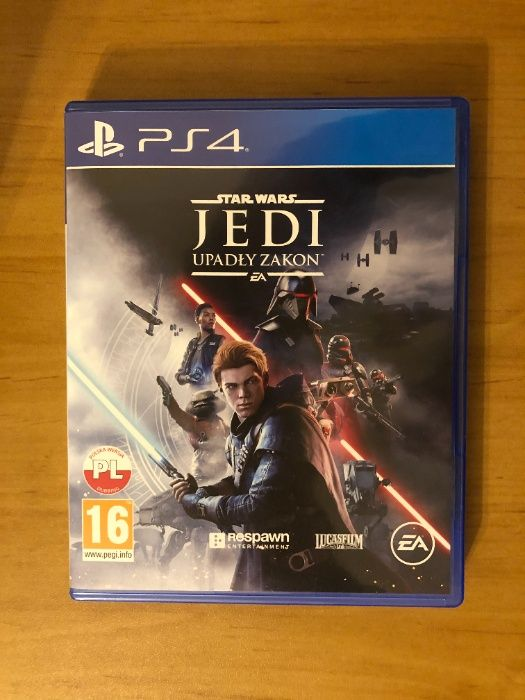 Star Wars: Jedi - Upadły Zakon Play Station 4 Warszawa - image 1