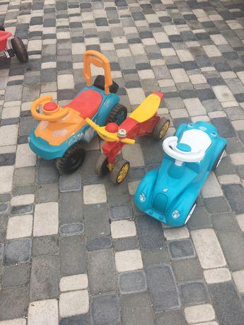 Машинки каталка толокар + беговел