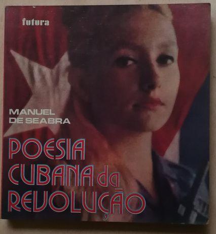 poesia cubana da revolução, manuel de seabra, futura